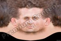 man head premade texture 0009