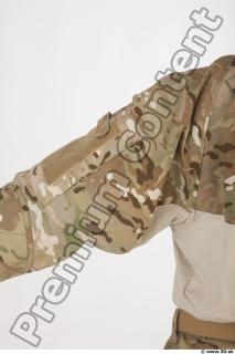 Soldier in American Army Military Uniform 0026