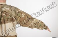 Soldier in American Army Military Uniform 0030