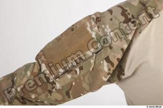 Soldier in American Army Military Uniform 0038