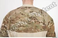 Soldier in American Army Military Uniform 0043