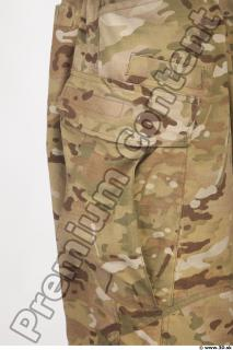 Soldier in American Army Military Uniform 0092