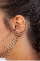 c0011 Young girl ear reference 0001