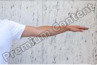 Young man arm reference 0001