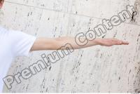 b0018 Young man arm reference 0001