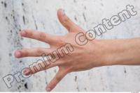 b0032 Young man hand reference 0003