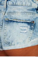 Lower body blue jeans of Eveline Dellai 0013