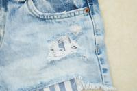 Jean shorts of Eveline Dellai 0005
