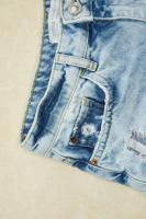 Jean shorts of Eveline Dellai 0004
