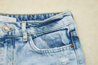Jean shorts of Eveline Dellai 0006