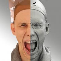 09 Mouth Wide Open-Ilja