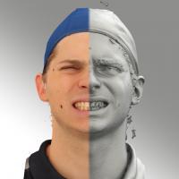 13 Lips Open Teeth-David