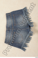 Clothes 187 blue jeans clothes of Irena N. clothes photo references clothing shorts 0008.jpg