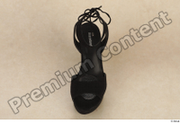 Clothes 187 black high heels clothes of Irena N. clothes photo references clothing shoes 0002.jpg