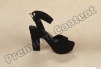 Clothes 187 black high heels clothes of Irena N. clothes photo references clothing shoes 0004.jpg