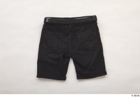 Clothes  188 black shorts clothes 0002.jpg