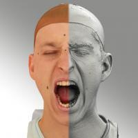 head scan - Dominik 09