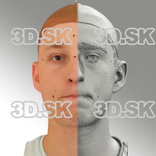 head scan - Dominik 10