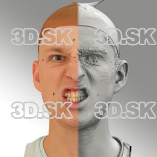 head scan - Dominik 13