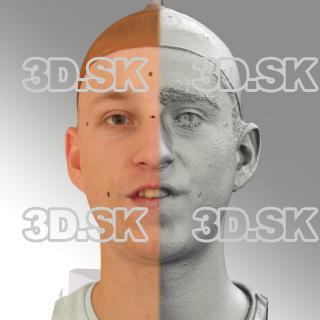 head scan - Dominik 11
