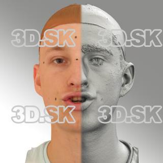 head scan - Dominik 12