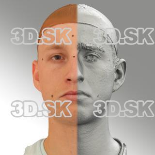 head scan - Dominik 14