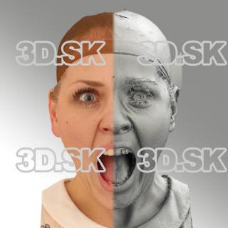 head scan - Simona 09