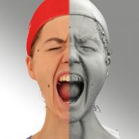 head scan - Tatiana 09