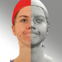 head scan - Tatiana 10