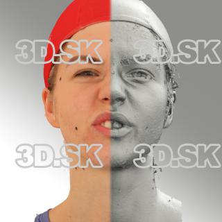 head scan - Tatiana 11