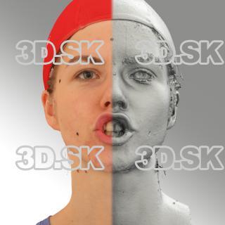 head scan - Tatiana 12