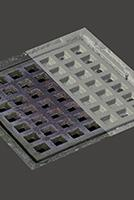 RAW 3D Scan of Manhole Cover #16
