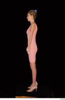 Shenika pink dress standing whole body 0003.jpg