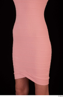 Shenika hips pink dress trunk 0002.jpg