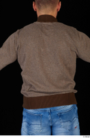Arnost brown sweatshirt clothing upper body 0006.jpg
