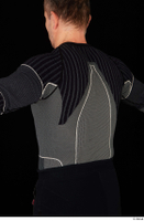 George black thermal underwear upper body 0004.jpg
