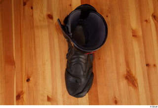 Clothes  196 black boots shoes 0001.jpg