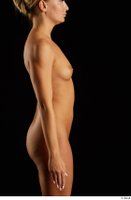 Victoria Pure  1 arm flexing nude side view 0001.jpg