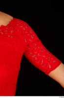 Victoria Pure arm red dress 0002.jpg