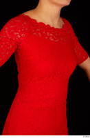 Victoria Pure chest red dress 0002.jpg