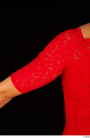 Victoria Pure arm red dress 0003.jpg