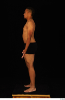 Garson black underwear standing whole body 0003.jpg