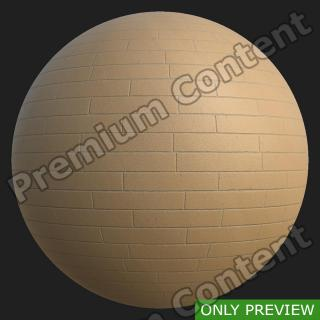 PBR substance preview interior floor boards 0002