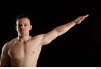 Torin  1 arm flexing front view nude 0004.jpg