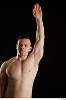 Torin  1 arm flexing front view nude 0005.jpg