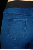 Ellie Springlare blue jeans bottom 0001.jpg