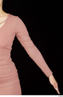 Ellie Springlare arm dressed pink dress 0002.jpg