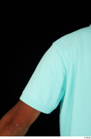 Aaron arm blue t-shirt dressed short sleeve shoulder 0004.jpg