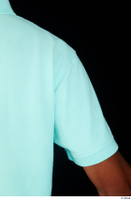 Aaron arm blue t-shirt dressed short sleeve shoulder 0005.jpg