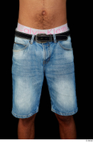 Aaron dressed hips jeans shorts 0001.jpg